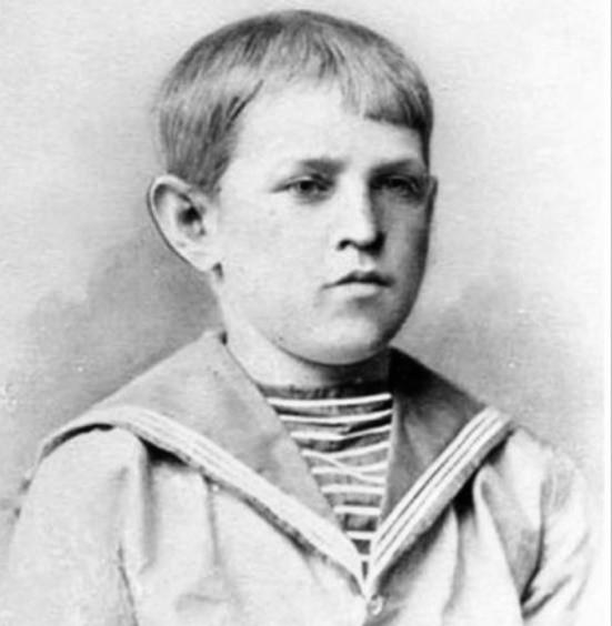 Федя Достоевский