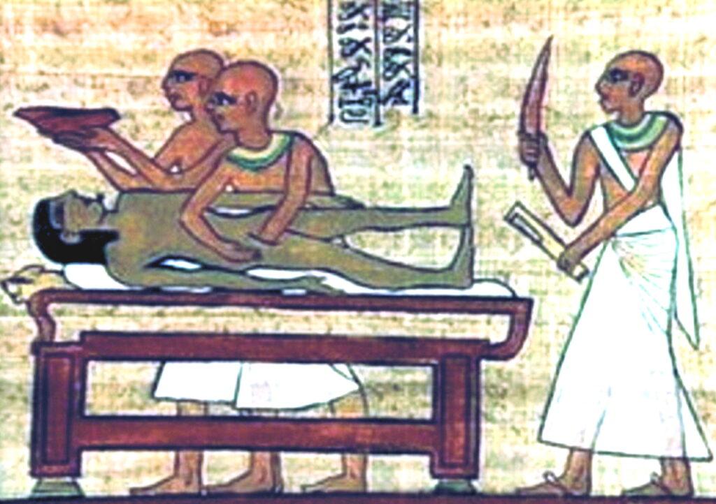 Медицина Египта