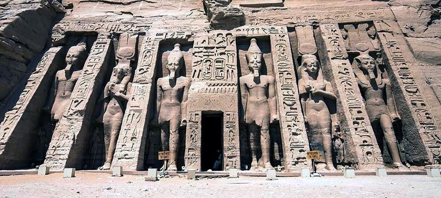 Храмы Египта