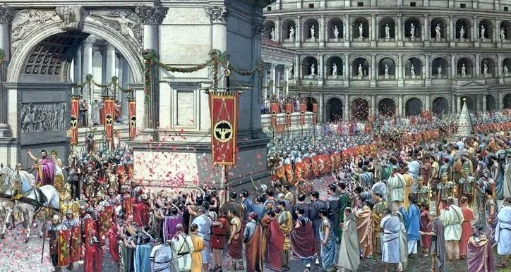 Величие Древнего Рима