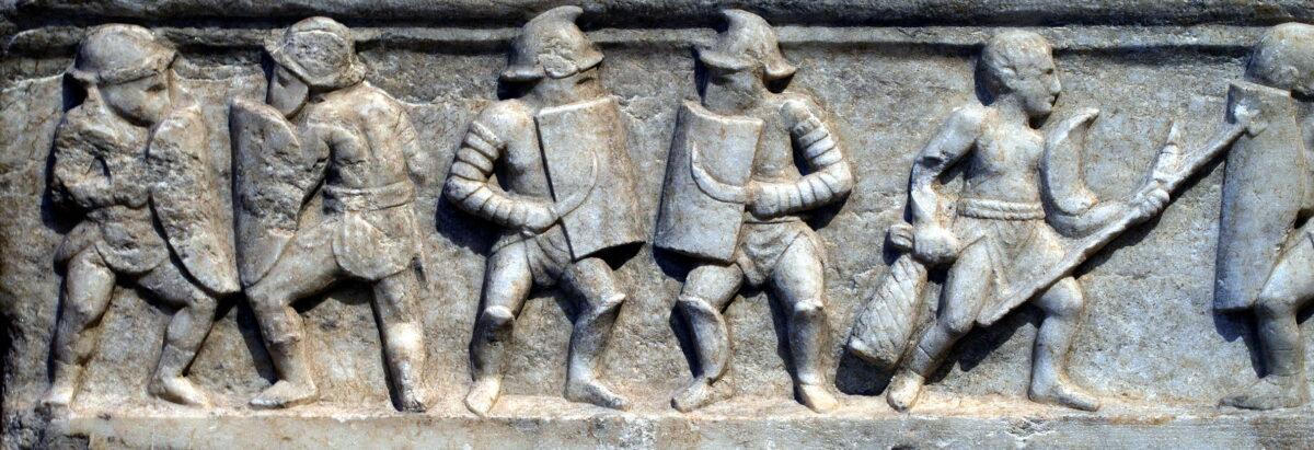 Как жили, сражались и умирали римские гладиаторы.