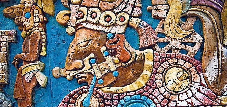 Внешность Майя