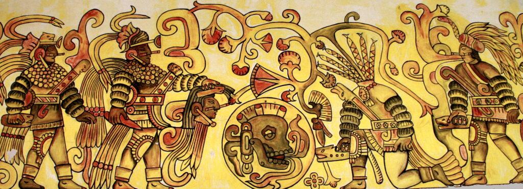 Религия древних Майя