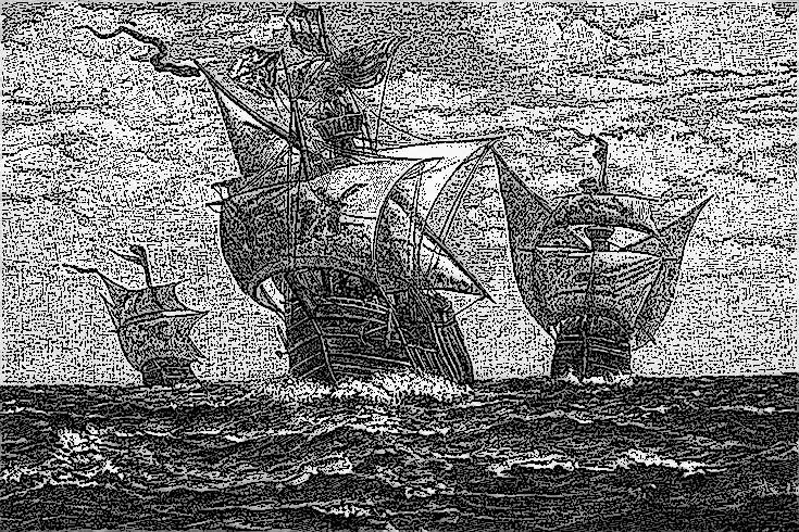 Христофор Колумб Эскадра