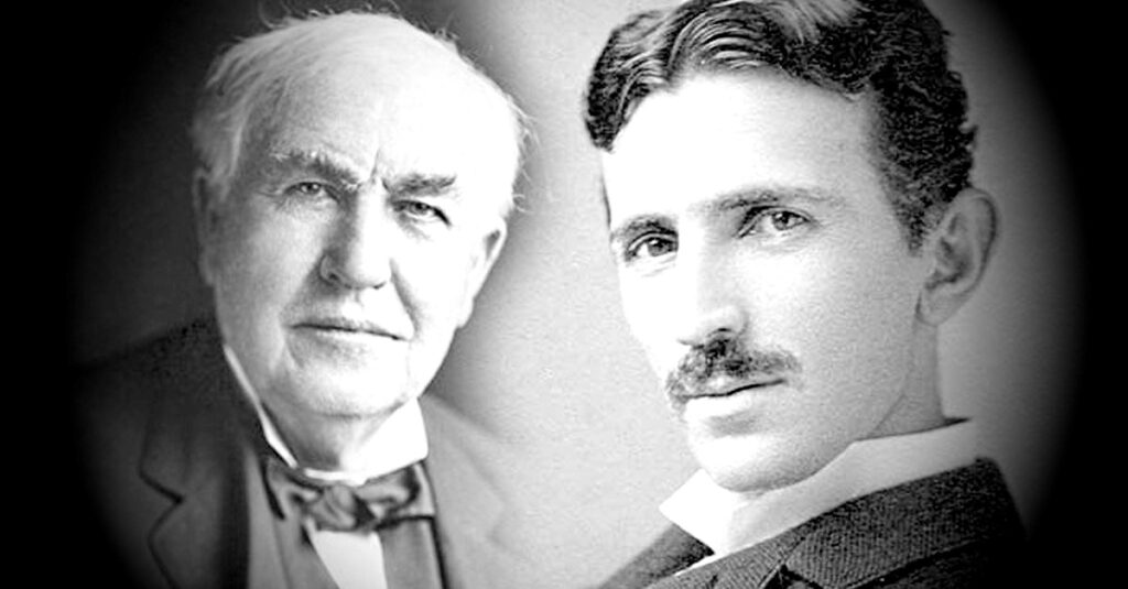 Эдисон и Тесла