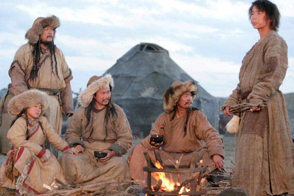 Народ Монголии