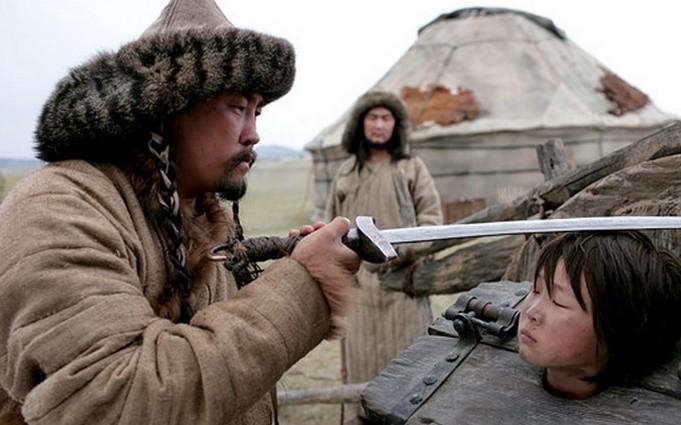 Монгольский ростомер