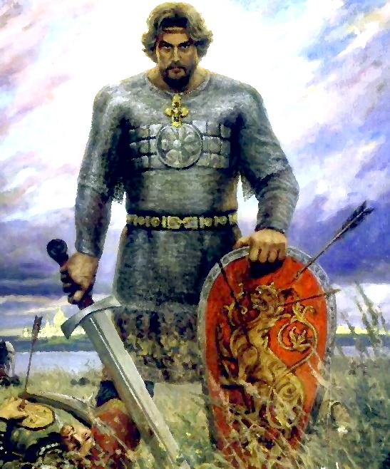 Князь Владимир - Воин Руси