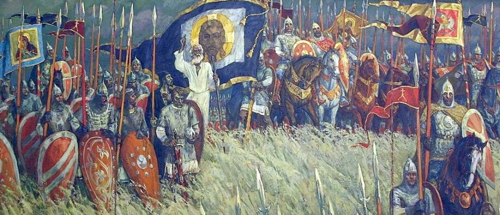 Православные воины