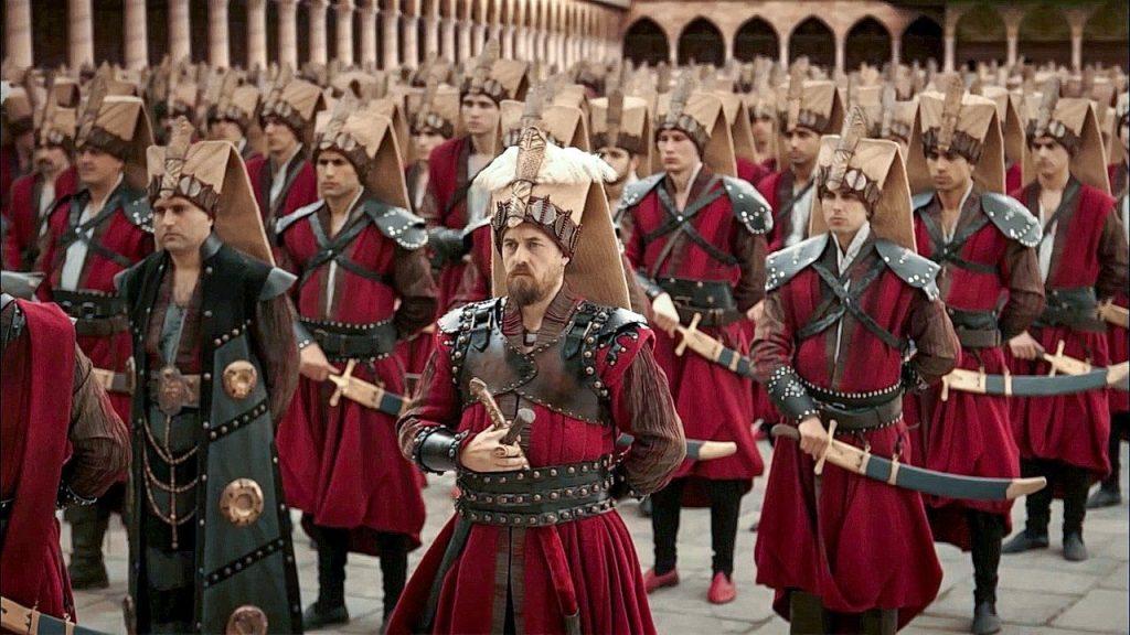 Янычары Османской империи