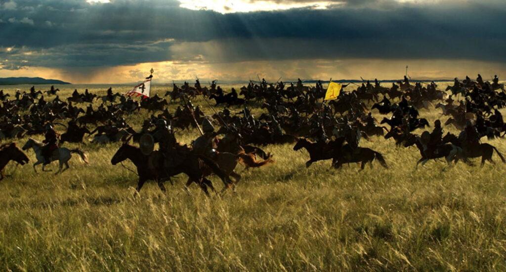 армия Чингисхана