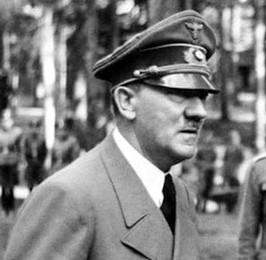 Гитлер выглядел стариком