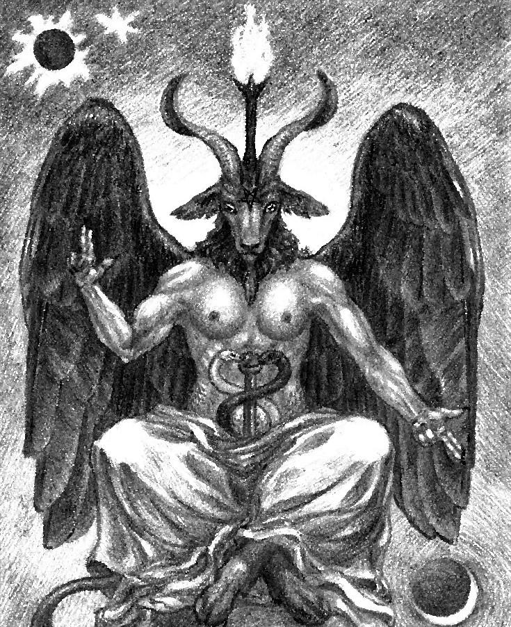 Дьявол - олицетворение зла