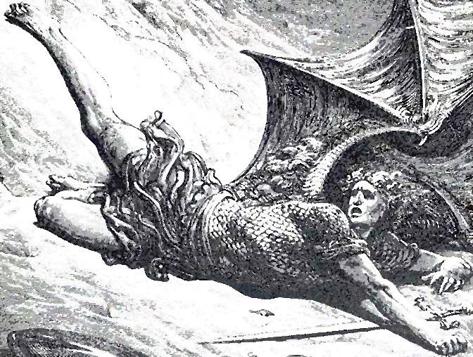 Дьявол – воплощение зла на земле.