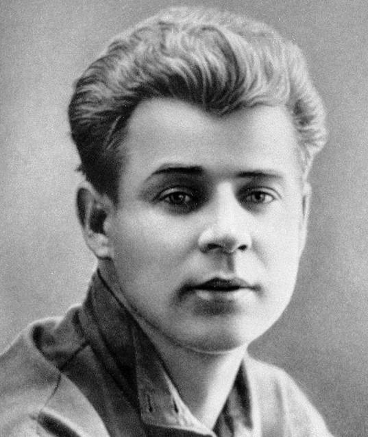 Сергей Александрович Есенин в юности