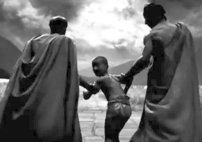 Спарта не признавала слабых